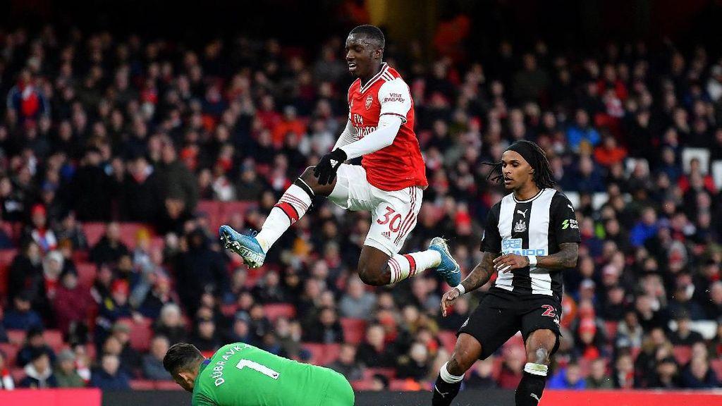 Arsenal Vs Newcastle: Fakta-fakta dari Kemenangan Telak Meriam London