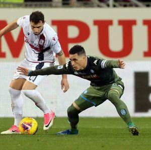 Cagliari Vs Napoli: Gol Mertens Pastikan Tiga Poin Il Parteinopei