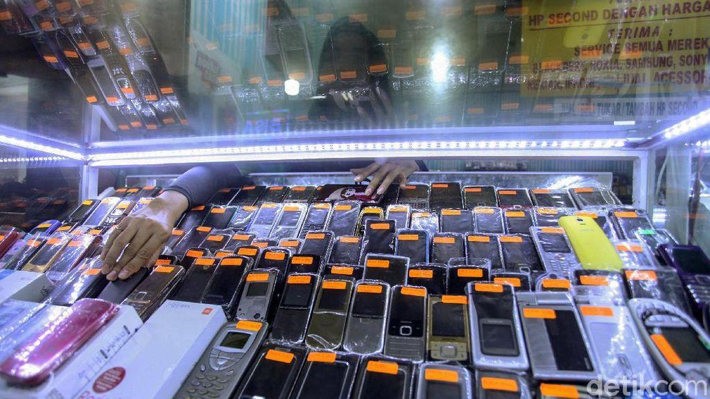 Bea Cukai Didorong Lebih Agresif Tangkap Pengedar HP Ilegal