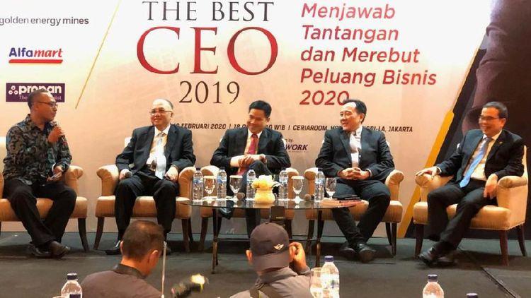 Mencari Pemimpin Perusahaan Inovatif