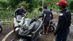 Cerita Wisatawan Tangerang Terjebak Banjir di Geopark Ciletuh