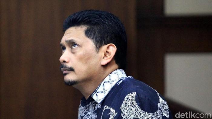 Mantan Dirut PT Inti Darman Mappangara dituntut 3 tahun penjara. Ia diyakini bersalah memberi uang ke Andra Y Agussalam terkait kasus suap antar-BUMN.