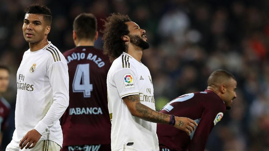 Hasil Imbang yang Terasa Pahit untuk Madrid
