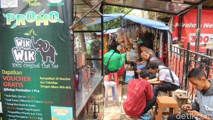 Jajanan Milenial di Sukabumi