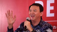 Ahok Ketawa Aja Tanggapi Haji Lulung soal Pesta Bareng Raffi Ahmad