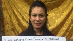 Tolong! Diadopsi ke Belanda, Herlina Cari Orang Tua Kandung di Jakarta