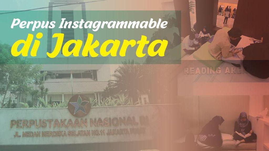 Perpus Instagrammable di Jakarta