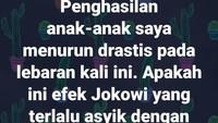 Ini Dia Status FB Dosen Unnes yang Dinilai Hina Jokowi Berujung Skorsing