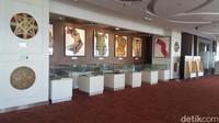 Di lantai tertinggi, publik bisa menikmati Layanan Koleksi Budaya Nusantara dan Ex-Lounge. (Syanti/detikcom)