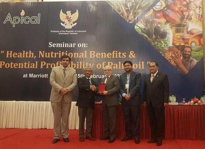 KBRI Islamabd Gelar Seminar, Promosikan Sawit Indonesia