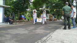 Video Total 87 Drum Diangkut untuk Pembersihan Radioaktif di Tangsel