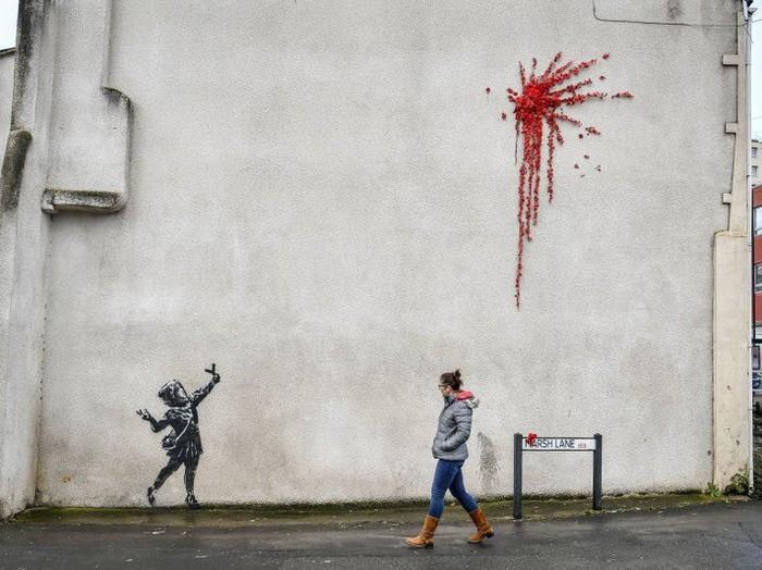 Mural Banksy