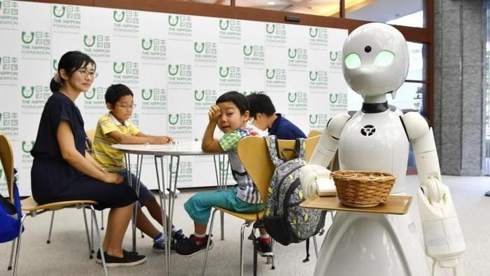 Robot di restoran