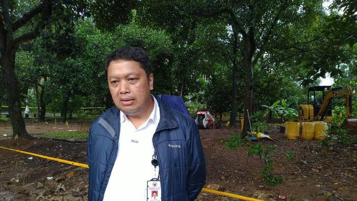 Kepala Biro Hukum Kerja Sama dan Komunikasi Publik Bapeten, Indra Gunawan.