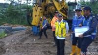 Tinjau Longsor Cipularang Km 118, Menteri PUPR Sebut Mirip Likuifaksi Palu