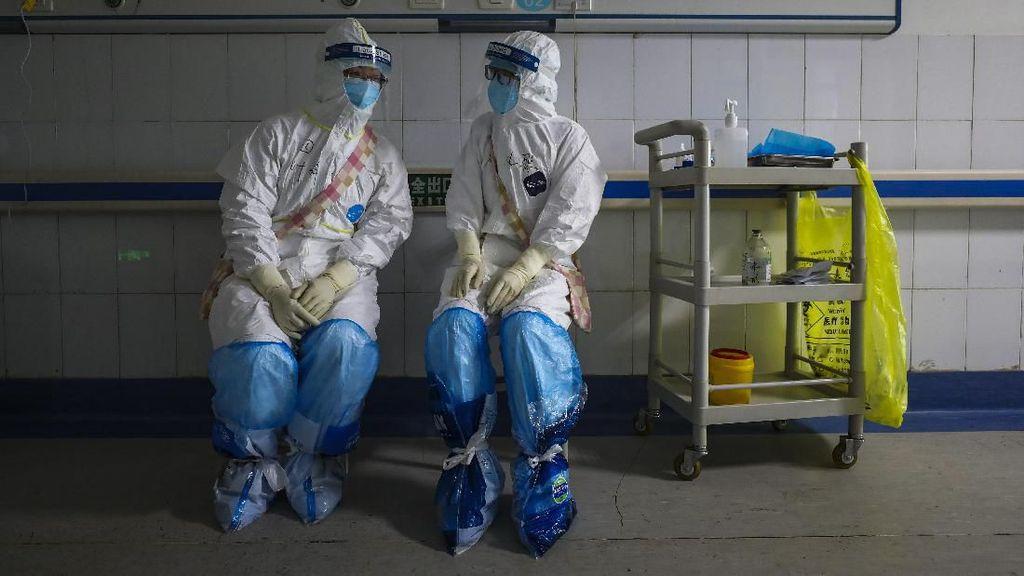 Dalam 24 Jam, 2 Dokter di Wuhan Meninggal karena Virus Corona COVID-19