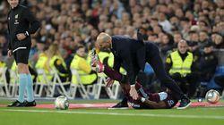 Madrid Vs Celta Vigo Ketat, Zidane Sampai Cium Sepatu Lawan