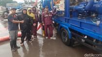 Banjir Gedebage, DPU Bandung Kerahkan 3 Mobil Pompa