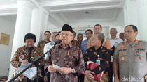 Maruf Kumpulkan Menteri di Rumah Dinasnya Bahas Penutupan Tambang Ilegal
