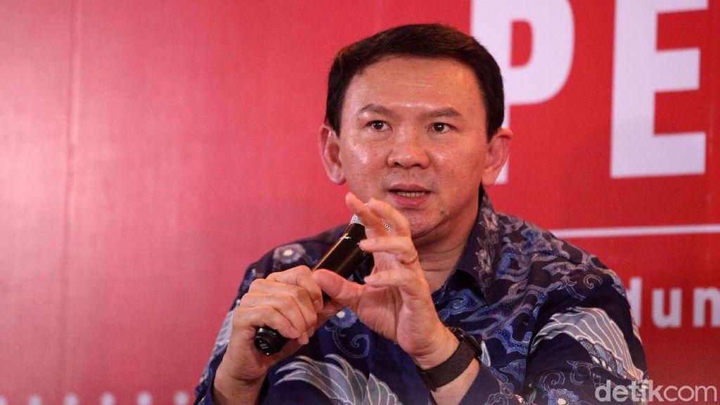 Suara Sumbang Parpol Pendukung Jokowi soal Isu Liar Ahok Jadi Menteri