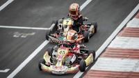 Pembalap Cilik Sabet Dua Gelar Kejuaraan Gokart Asia