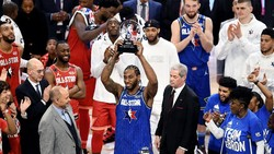 Daftar Pemain Starter dan Cadangan NBA All Star 2021