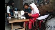 Rumah Kinasih, Tempat Puluhan Kaum Disabilitas Mandiri Mengais Rezeki