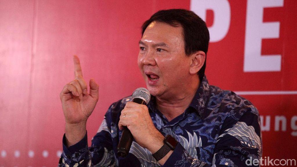 Saat Jadi Napi, Ahok Marah ke Semua Orang Termasuk Jokowi