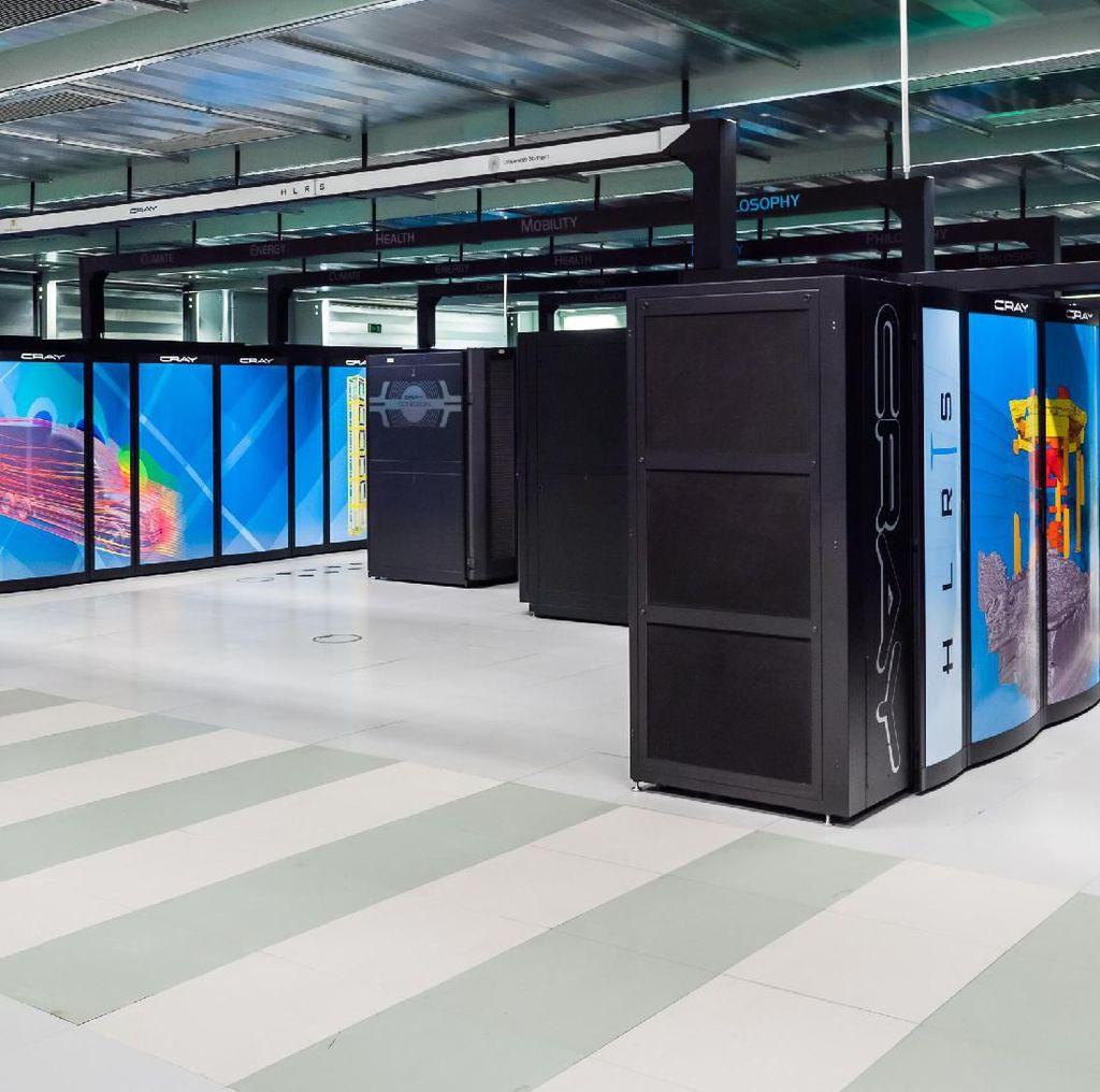 Pemerintah Inggris Habiskan Rp 21,8 Triliun untuk Komputer Super