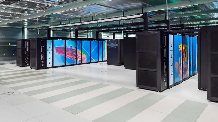 High Performance Computing Center Stuttgart (HLRS) of the University of Stuttgart
