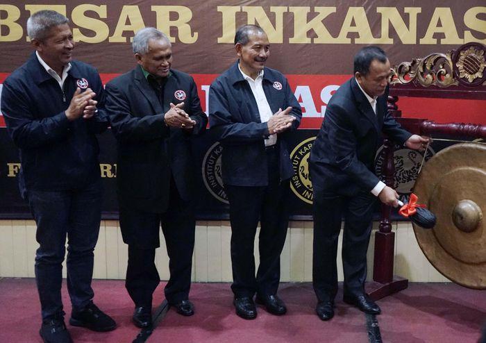Pengurus Besar Institut Karate-Do Nasional (PB Inkanas) gelar Rakernas tahun 2020 di Jakarta. Mereka fokus pengembangan atlet ke level internasional.