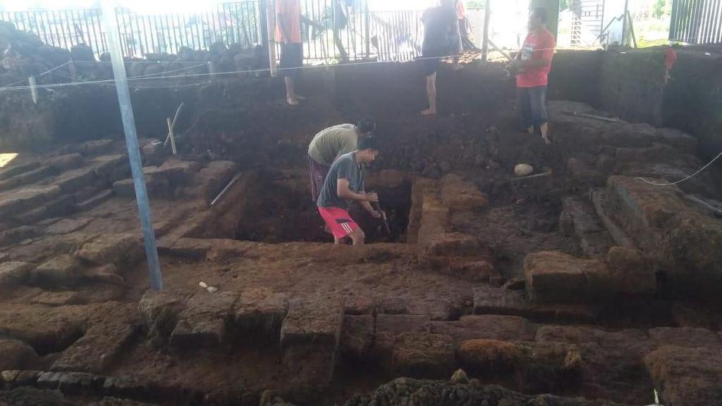 Ada Candi Abad 10 di Situs Pendem Kota Batu