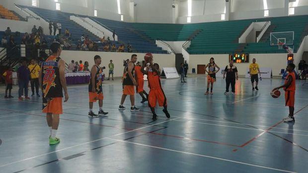 Jelang PON Papua, Maria Selena Cs Beraksi di Mimika Sport Complex