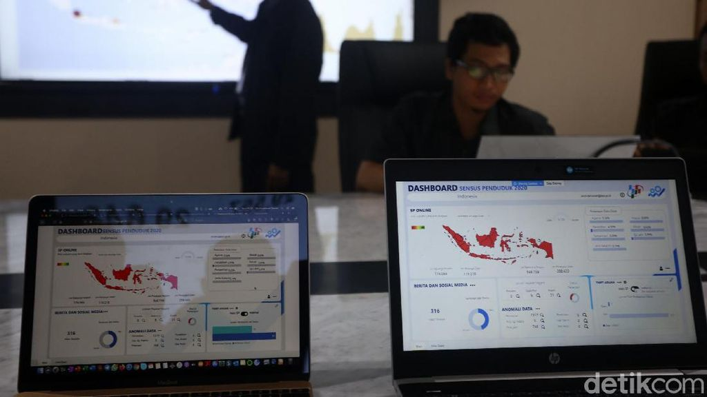Periode Sensus Penduduk Online Diperpanjang Imbas Corona