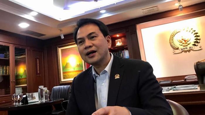 Waka DPR RI Aziz Syamsuddin
