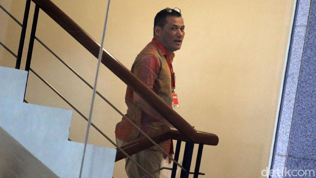 Eks Dirut Pelindo II Diperiksa KPK Soal Kasus RJ Lino