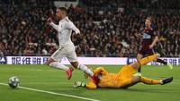 Hazard Puas dengan Performa di Laga Comeback-nya, tapi Tidak dengan Skornya