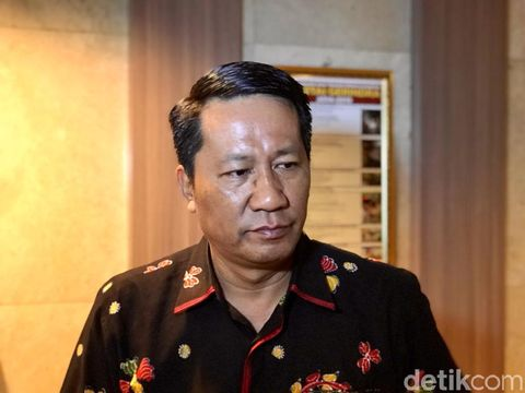 Ketua Badan Legislasi DPR RI Supratman Andi Agtas