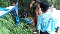 Warga Garut Tewas Terseret Banjir Saat Seberangi Sungai Ciawi