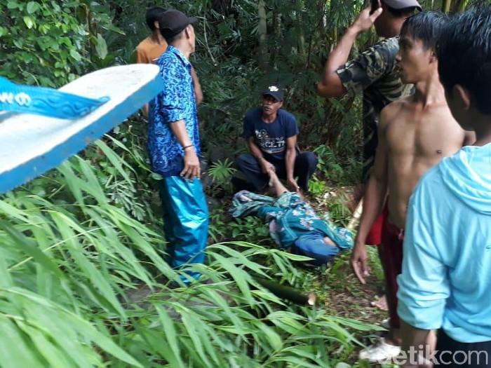 Warga Garut ditemukan tewas terseret banjir bandang