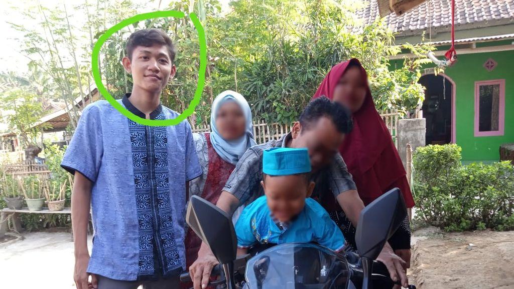 Soleman Siswa SMK Sudah 15 Hari Menghilang Tak Pulang ke Rumah
