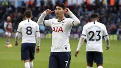 Son Heung-min Pemain Asia Pertama yang Tembus 50 Gol di Liga Inggris