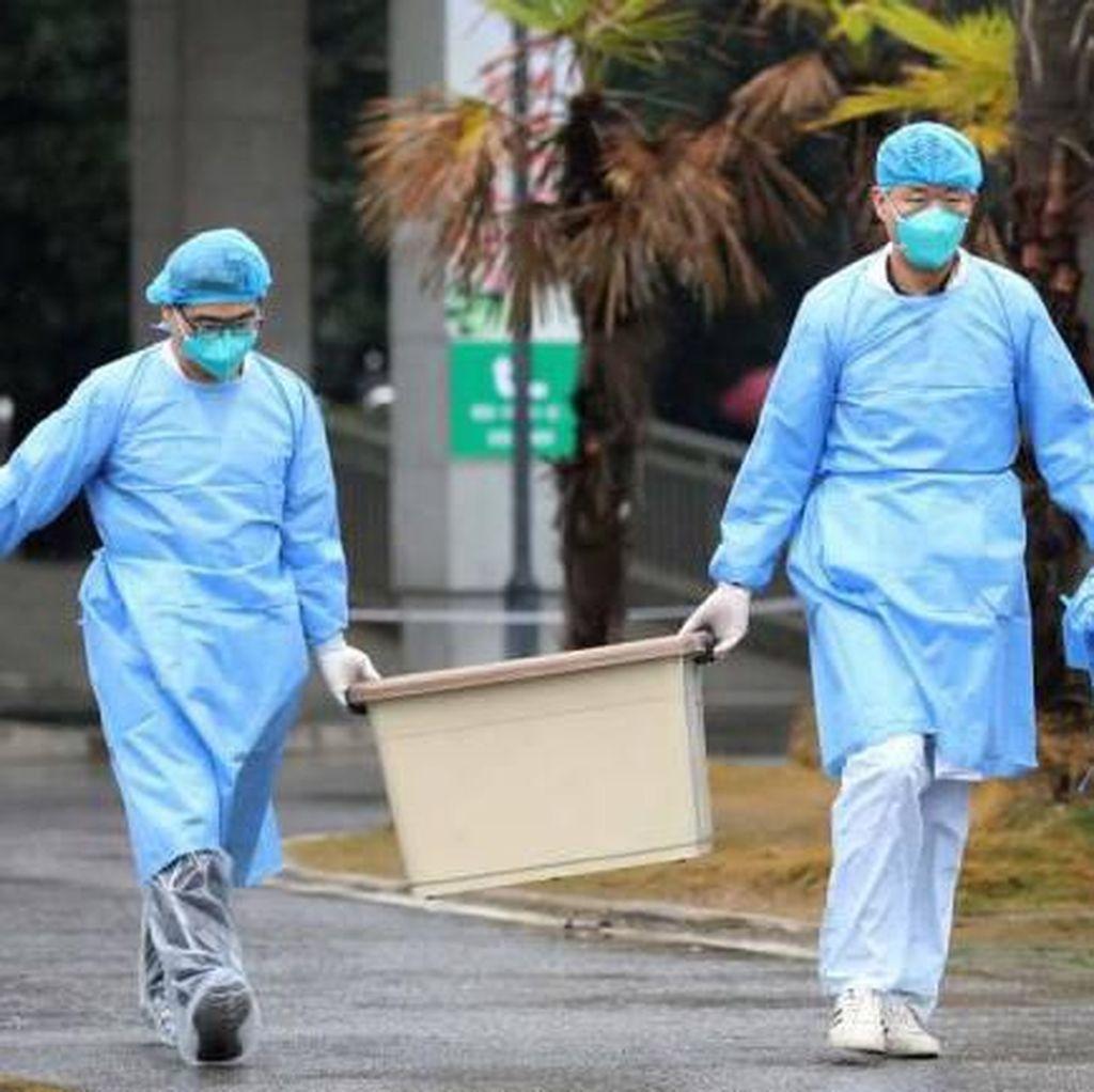 China Mencuci Uang Demi Hambat Penyebaran Virus Corona