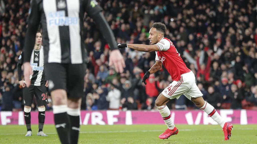 Arsenal Vs Newcastle United: The Gunners Menang 4-0