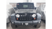 Jeep Wrangler dari Kasus Mafia Anggaran Laku Dilelang KPK Rp 682 Juta