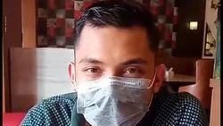 Temui Kadinkes Sumut, Pria dalam Video Hoax Corona di Medan Minta Maaf