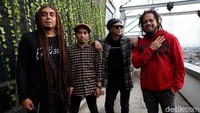 Personel Steven & Coconut Treez Cerita Awal Mula Temukan Reggae