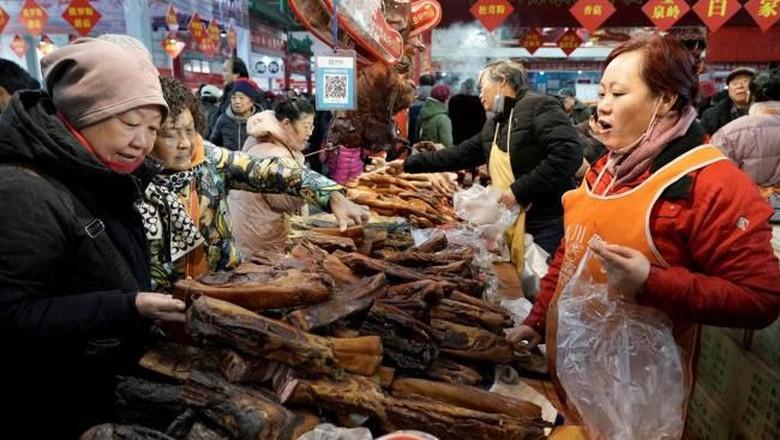 Hewan Liar China Penjual