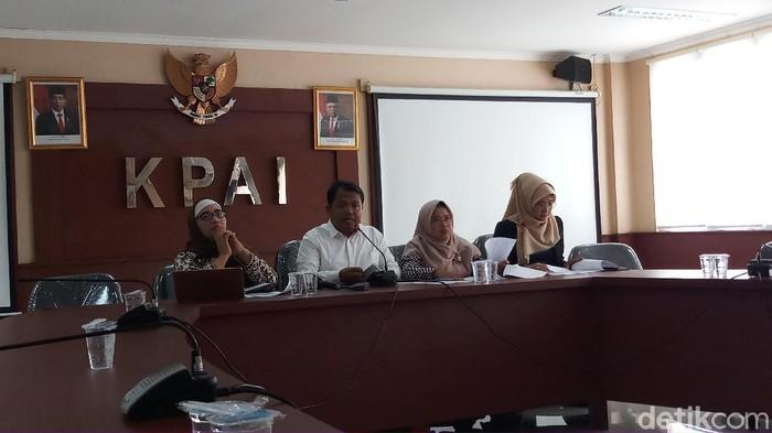 KPAI (Farih Maulana Sidik/detikcom)