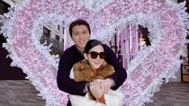 Doa Cakra Khan untuk Satu Tahun Pernikahan Syahrini-Reino
